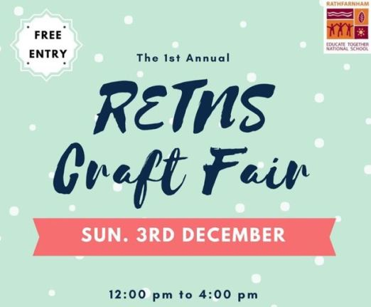 RETNS Craft fair